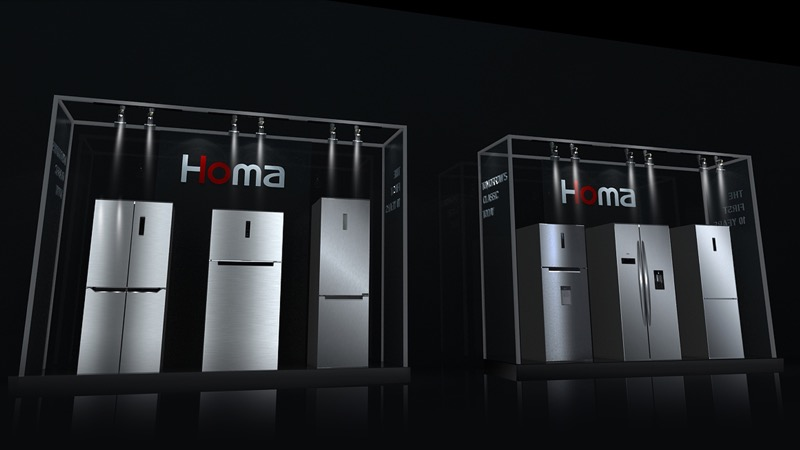 HOMA 視覺設計